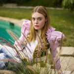 ELLE UK: Elle Fanning by Thomas Whiteside