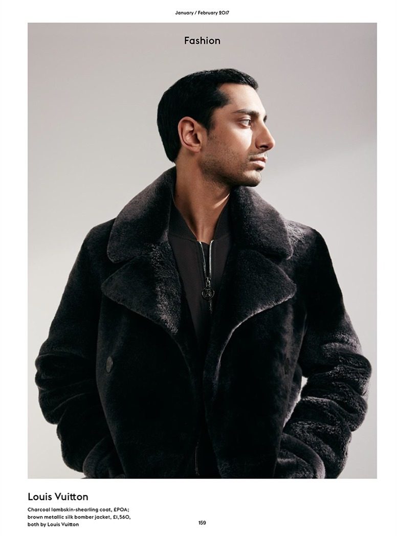 ESQUIRE UK Riz Ahmed by Pelle Crepin. Chris Benns, February 2017, www.imageamplified.com, image Amplified4