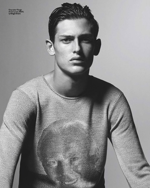 GQ AUSTRALIA James Manley by Edward Mulvihill. Trevor Stones, February 2017, www.imageamplified.com, Image Amplified7