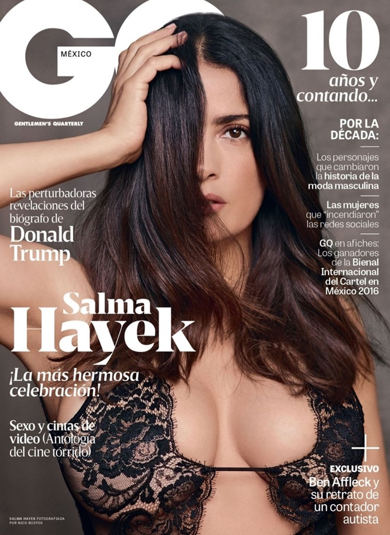 GQ MEXICO Salma Hayek by Nico Bustos. Maya Zepnic, November 2016, www.imageamplified.com, image Amplified1