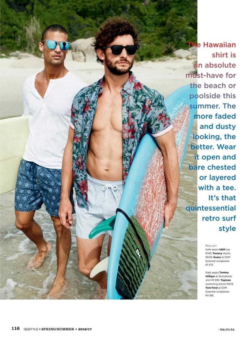 GQ STYLE SOUTH AFRICA Seth Martin & Matt Giesler by Ian Engelbrecht. Fall 2016, www.imageamplified.com, Image Amplified6