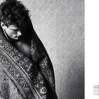 H MAGAZINE: Simon Nessman by Philippe Vogelenzang