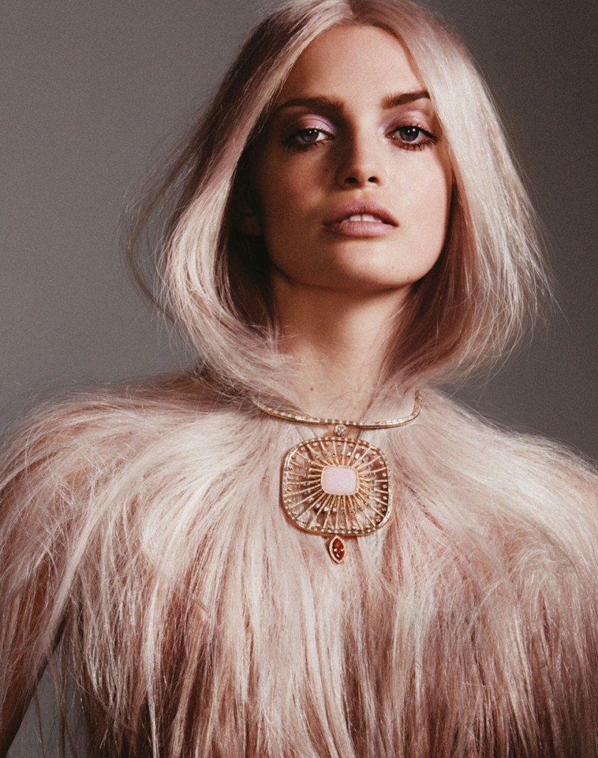 HARPER'S BAZAAR NETHERLANDS Ella Wennstrom by Paul Scala. Jonathan Ailwood, October 2016, www.imageamplified.com, Image Amplified1