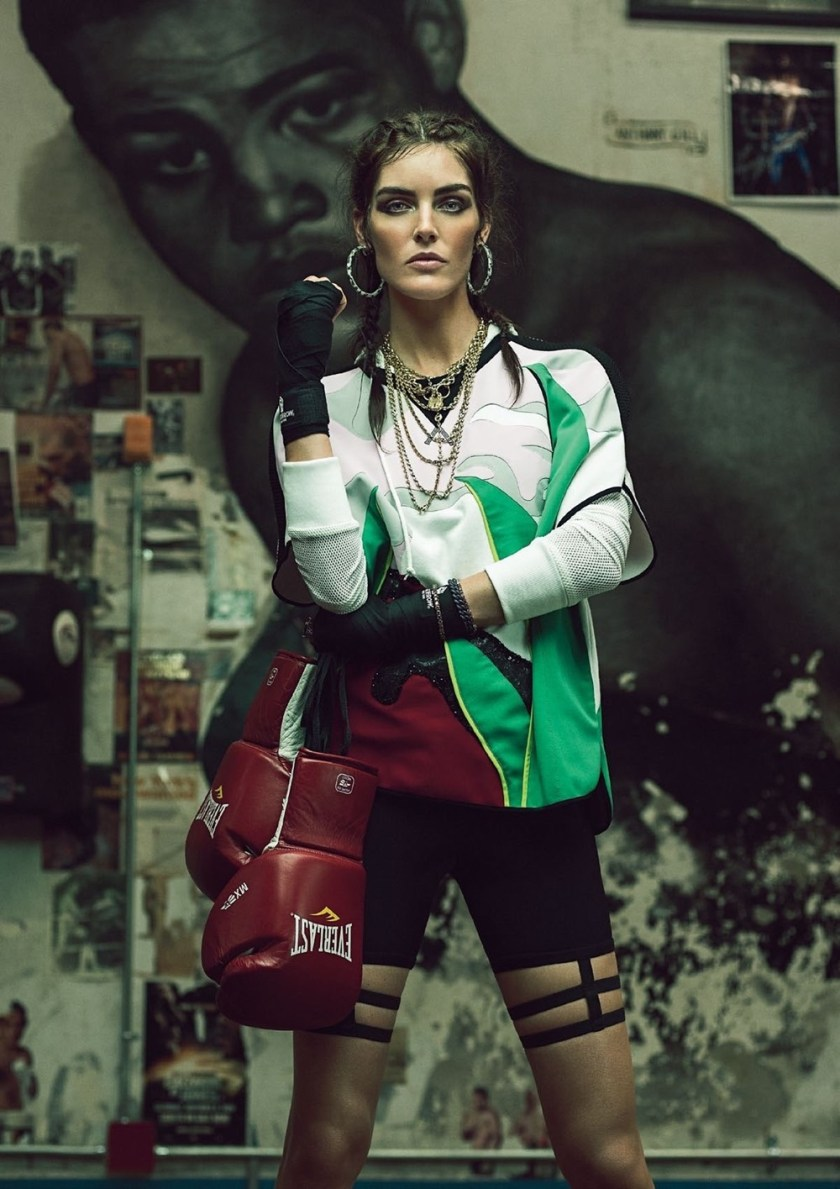 HARPER'S BAZAAR TURKEY Hilary Rhoda by Daniel Matallana. Sarah Gore Reeves, January 2017, www.imageamplified.com, Image Amplified8