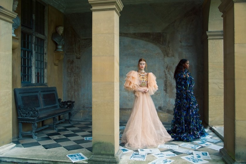 HARPER'S BAZAAR UK The Collections by Erik Madigan Heck. Leith Clark, February 2017, www.imageamplified.com, Image Amplified11