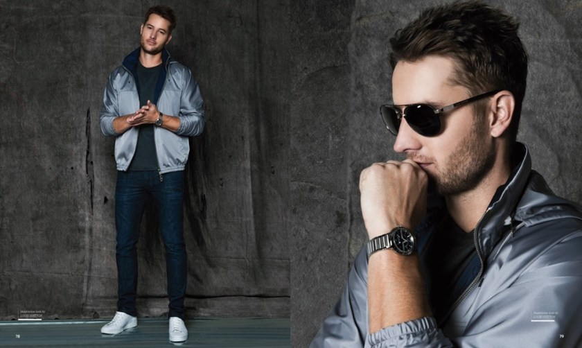 HAUTE LIVING MAGAZINE Justin hartley by Ryan Jerome. Bruno Lima, Spring 2017, www.imageamplified.com, Image Amplified3