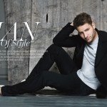 HAUTE LIVING MAGAZINE: Justin Hartley by Ryan Jerome