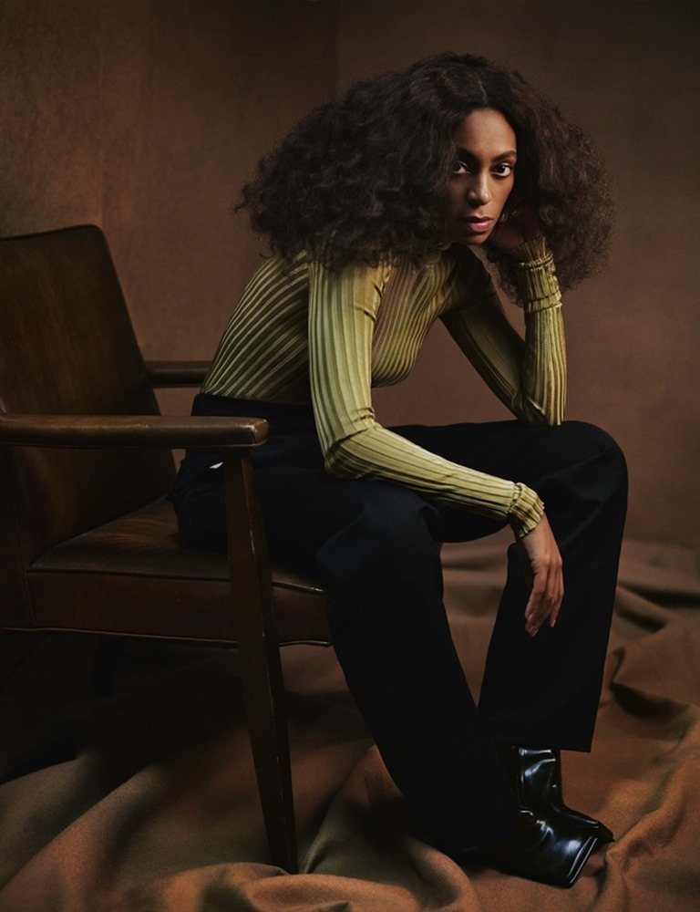 INTERVIEW MAGAZINE Solange by Mikael Jansson. Karl Templer, February 2017, www.imageamplified.com, image amplified4