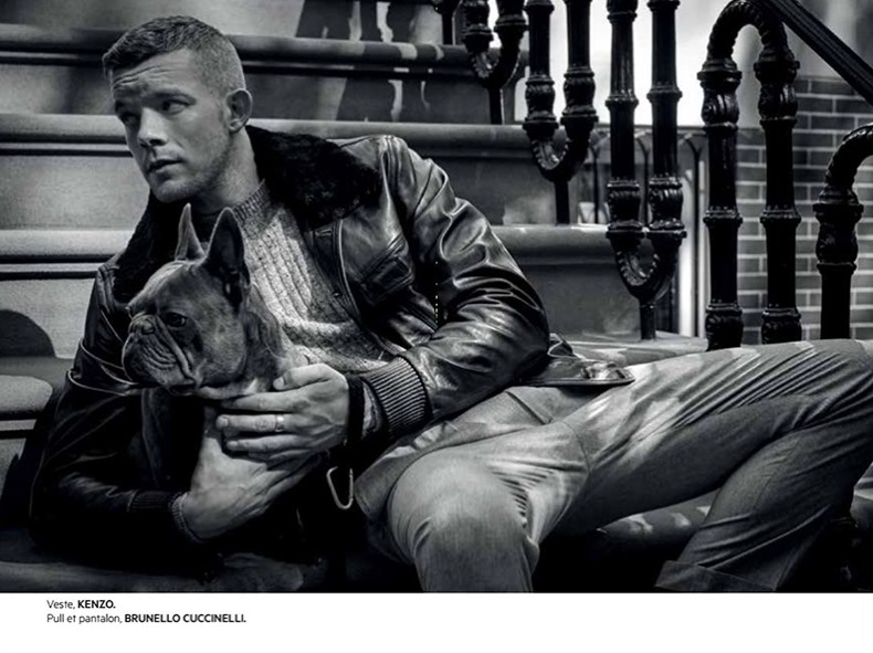 L'OFFICIEL HOMMES LEVANT Russell Tovey by Charlie Gary. Marco Manni, December 2016, www.imageamplified.com, Image Amplified7