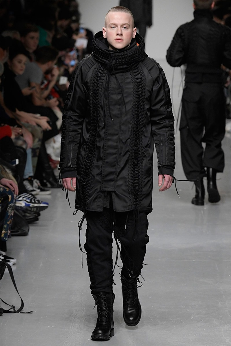 LONDON COLLECTION MEN KTZ Fall 2017. www.imageamplified.com, Image Amplified15