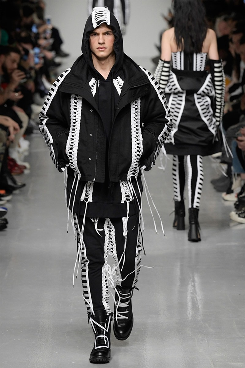 LONDON COLLECTION MEN KTZ Fall 2017. www.imageamplified.com, Image Amplified2