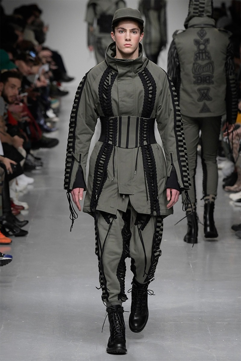 LONDON COLLECTION MEN KTZ Fall 2017. www.imageamplified.com, Image Amplified32