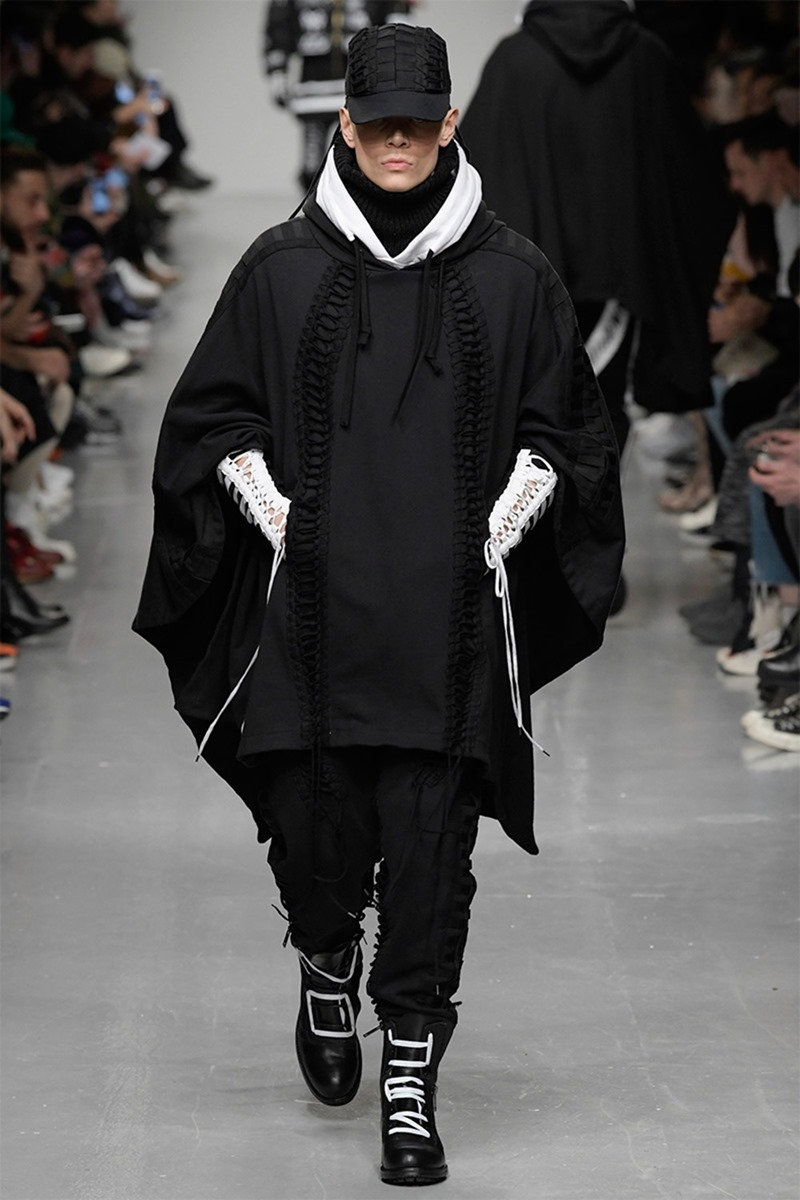 LONDON COLLECTION MEN KTZ Fall 2017. www.imageamplified.com, Image Amplified7