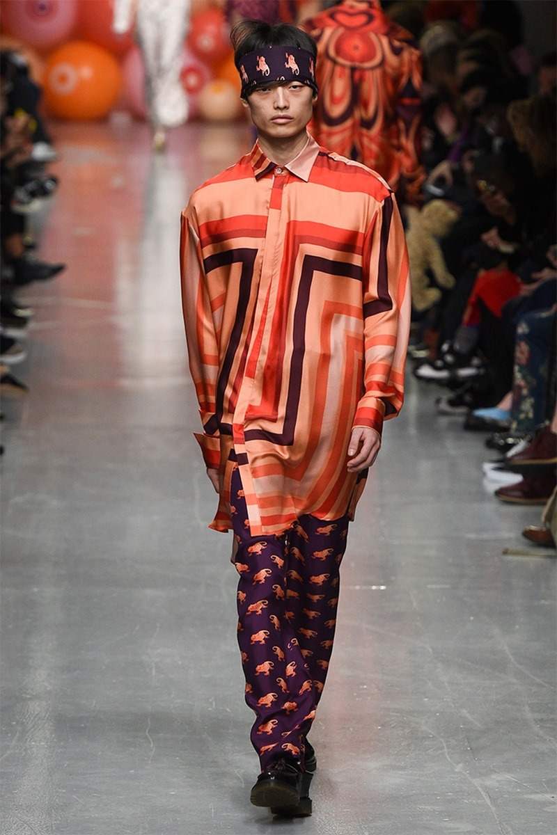 LONDON COLLECTION MEN Katie Eary Fall 2017. www.imageamplified.com, Image Amplified2