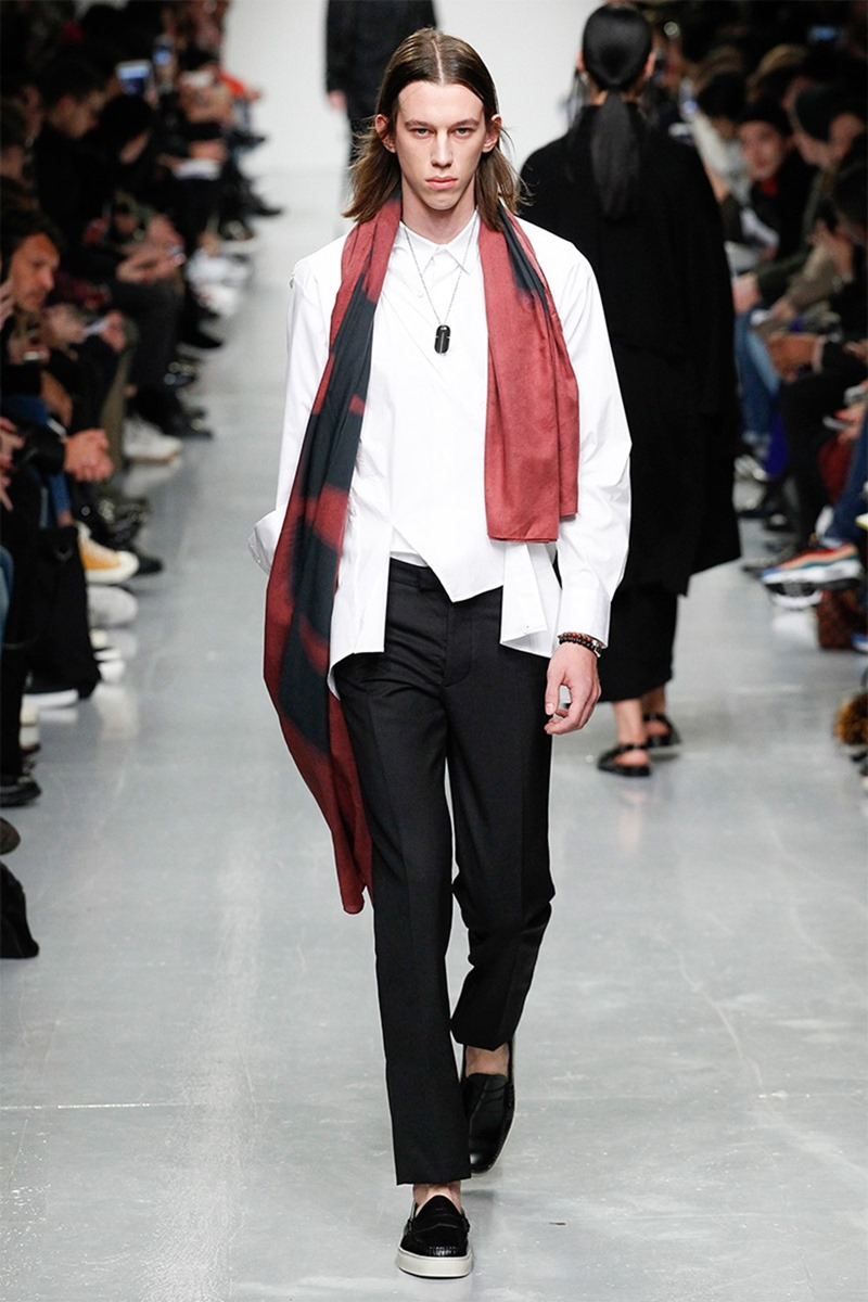 LONDON COLLECTION MEN Matthew Miller Fall 2017. www.imageamplified.com, Image Amplified5