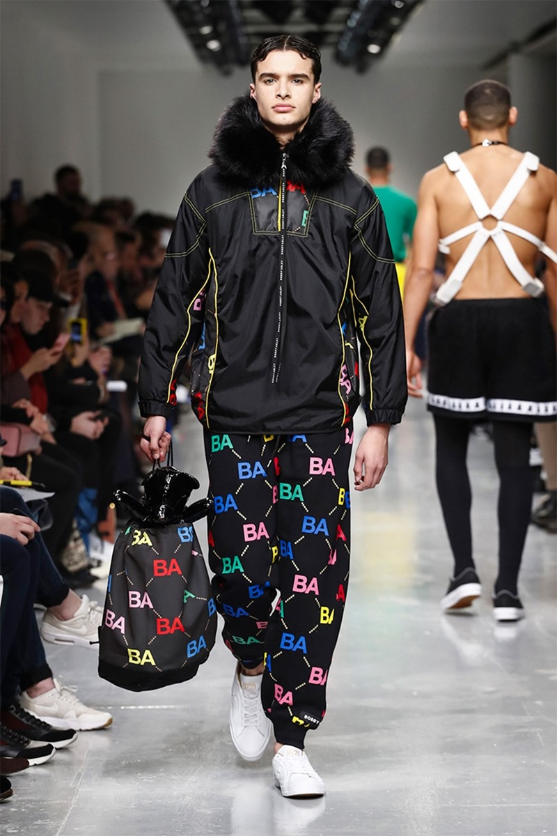LONDON COLLECTIONS MEN Bobby Abley Fall 2017. www.imageamplified.com, image Amplified19