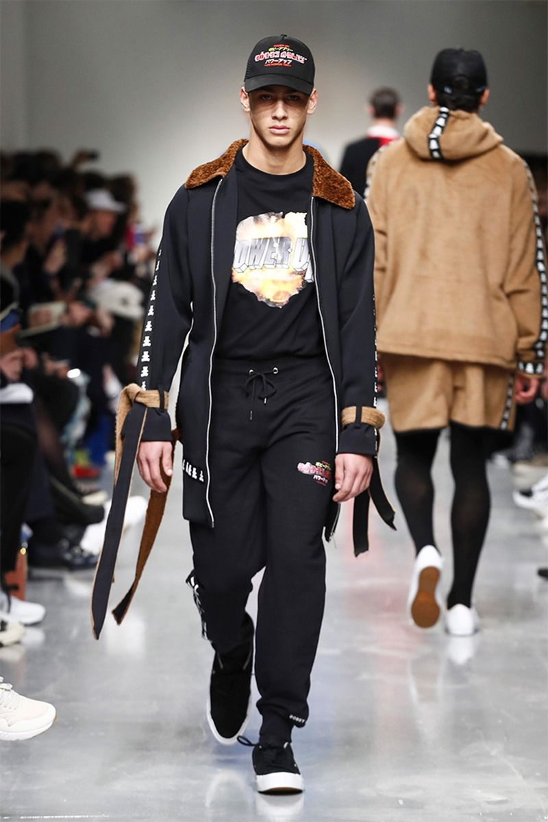 LONDON COLLECTIONS MEN Bobby Abley Fall 2017. www.imageamplified.com, image Amplified3