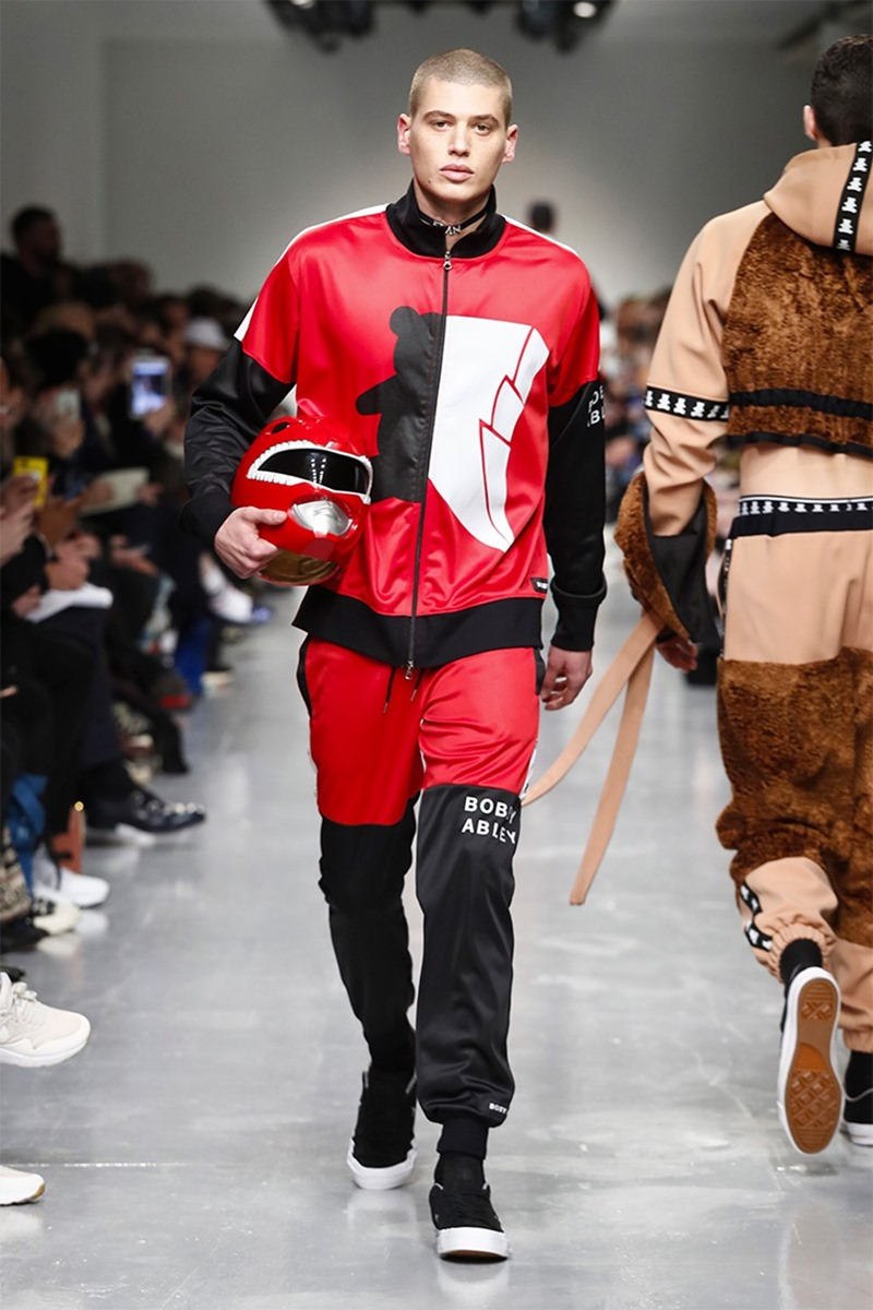 LONDON COLLECTIONS MEN Bobby Abley Fall 2017. www.imageamplified.com, image Amplified9