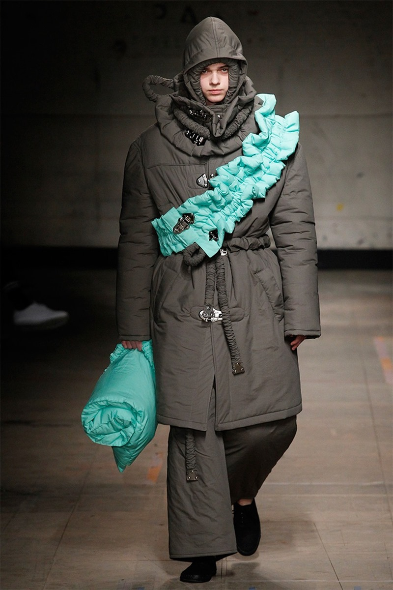 LONDON COLLECTIONS MEN Craig Green Fall 2017. www.imageamplified.com, image Amplified21