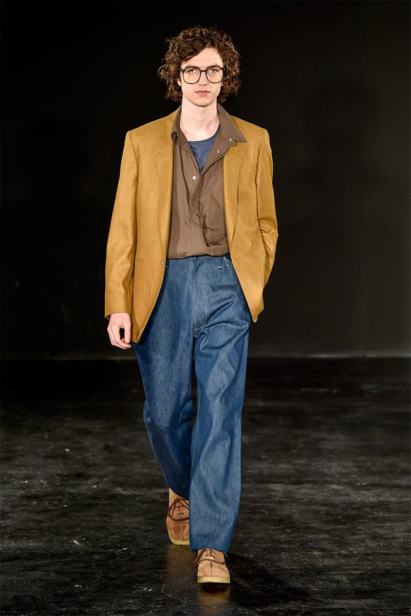 LONDON COLLECTIONS MEN E. Tautz Fall 2017. www.imageamplified.com, image Amplified6