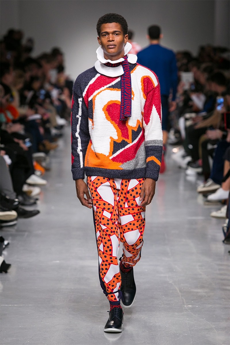 LONDON COLLECTIONS MEN Sibling Fall 2017. www.imageamplified.com, image amplified6