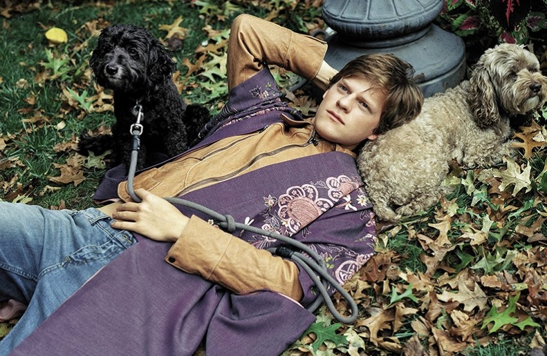 L'UOMO VOGUE Lucas Hedges by Bruce Weber. January 2017, www.imageamplified.com, image Amplified4