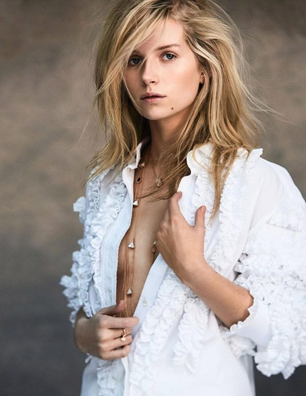 MADAME FIGARO Lottie Moss by Lucian Bor. Barbara Baumel, January 2017, www.imageamplified.com, image Amplified4