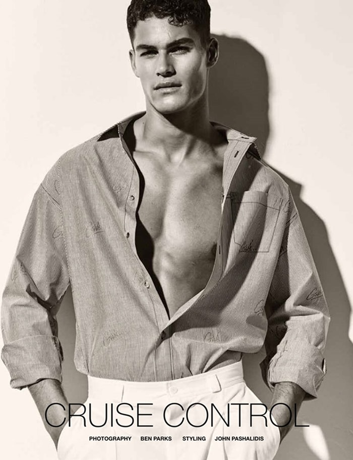 MANIFESTO MAGAZINE Tyler Maher by Ben Parks. John Pashalidis, January 2017, www.imageamplified.com, image Amplified1