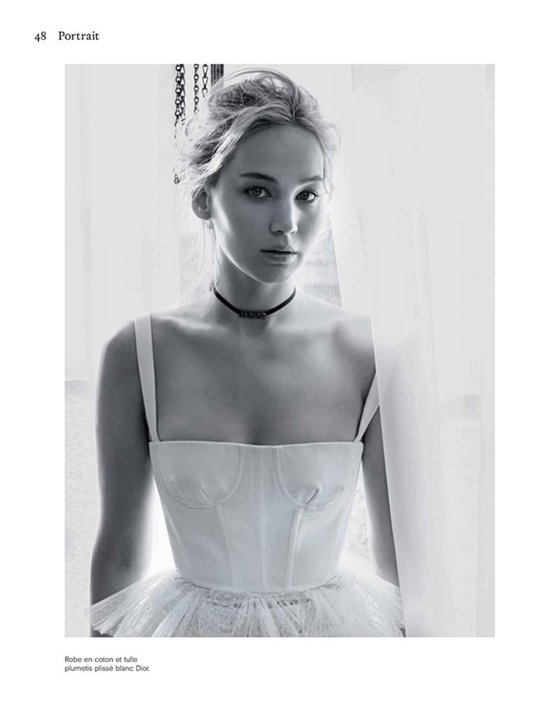 MARIE CLAIRE FRANCE Jennifer Lawrence by Sebastian Kim. February 2017, www.imageamplified.com, Image Amplified3