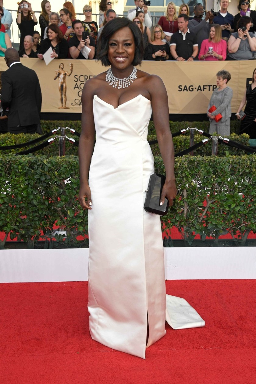 RED CARPET COVERAGE SAG Film Awards 2017. www.imageamplified.com, Image Amplified41