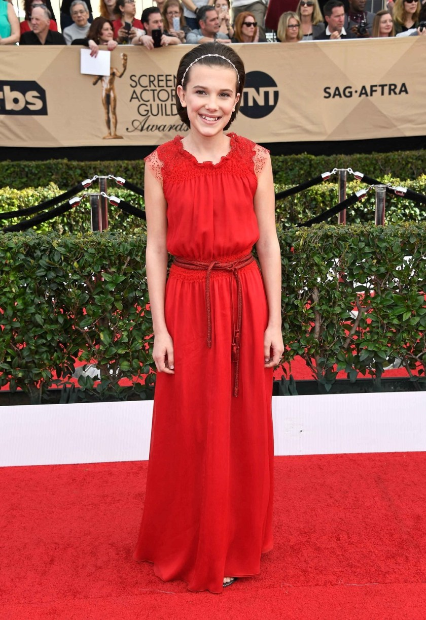 RED CARPET COVERAGE SAG Film Awards 2017. www.imageamplified.com, Image Amplified7