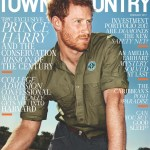 TOWN & COUNTRY: Prince Harry by Alexei Hay