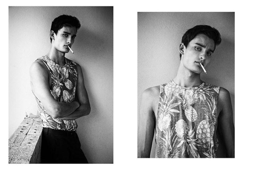 VANITY TEEN ONLINE Matthew Smith by Louis Daniel Botha. Fall 2016, www.imageamplified.com, Image Amplified20
