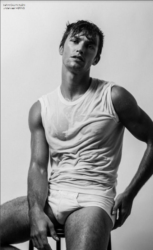 VICTOR MAGAZINE Lucas Garcez by Jeff Segenreich. January 2017, www.imageamplified.com, Image amplified16