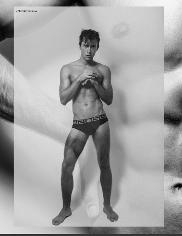 VICTOR MAGAZINE Lucas Garcez by Jeff Segenreich. January 2017, www.imageamplified.com, Image amplified18