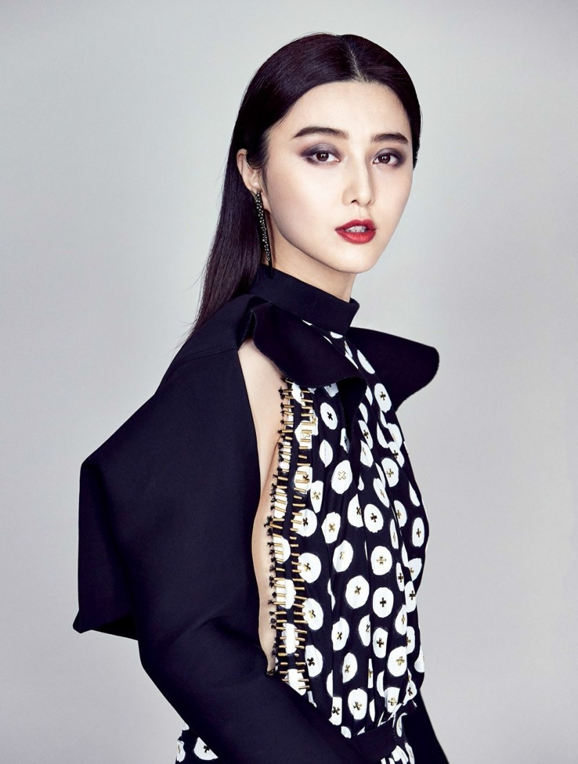 VOGUE CHINA Fan Bing Bing by Patrick Demarchelier. Daniela Paudice, February 2017, www.imageamplified.com, Image Amplified1