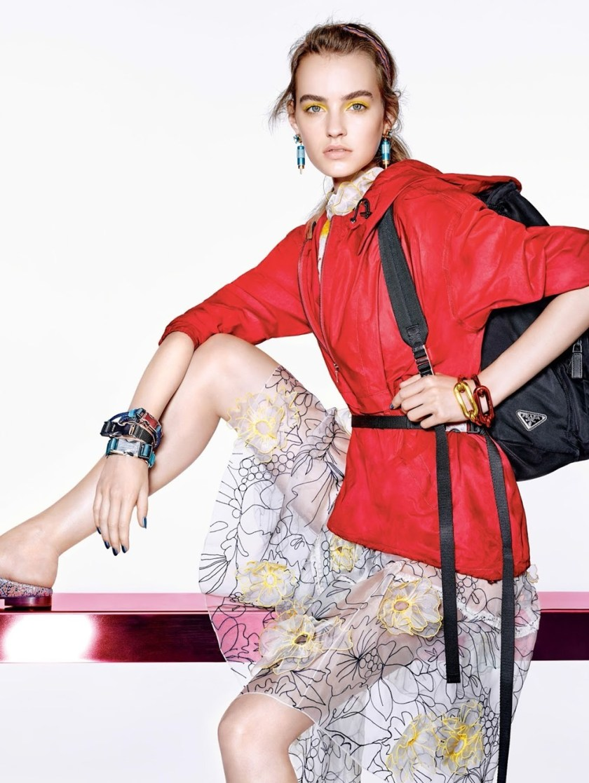 VOGUE CHINA Maartje Verhoef by Richard Burbridge. Paolo Zagoreo, December 2016, www.imageamplified.com, Image amplified1