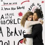 VOGUE ITALIA: Estella Boersma & Jaden Smith by Bruce Weber