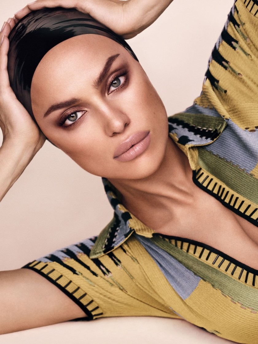 VOGUE JAPAN Irina Shayk by Luigi & Iango. Anna Dello Russo, March 2017, www.imageamplified.com, Image Amplified1