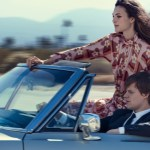 VOGUE MAGAZINE: Vittoria Ceretti & Lucas Hedges by Peter Lindbergh