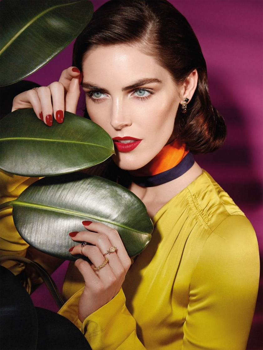 VOGUE TAIWAN Hilary Rhoda by Enrique Vega. Stacey Cunningham, January 2017, www.imageamplified.com, Image Amplified6