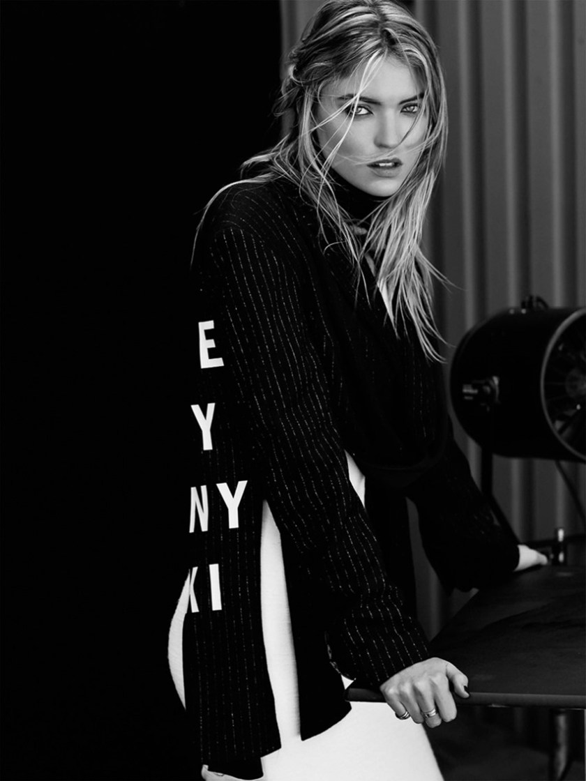 VOGUE TAIWAN Martha Hunt by Bryce Thompson. Melina Chen, January 2017, www.imageamplified.com, Image amplified8