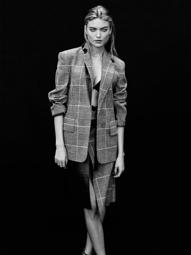 Vogue Taiwan Martha Hunt By Bryce Thompson Image Amplified