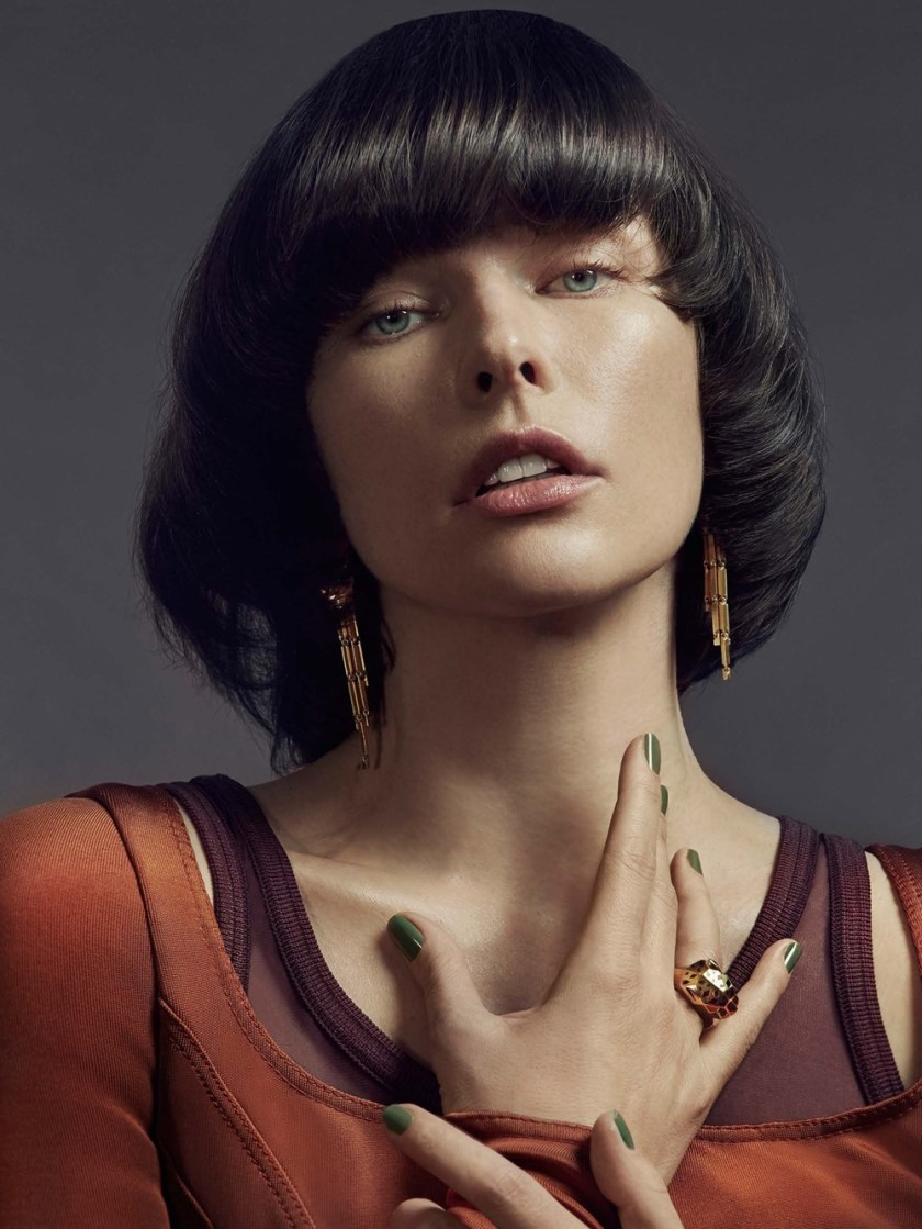 VOGUE TAIWAN Milla Jovovich by An Le. Alvin Goh, January 2017, www.imageamplified.com, Image Amplified1