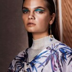VOGUE UKRAINE: Caitie Greene by Dan Smith
