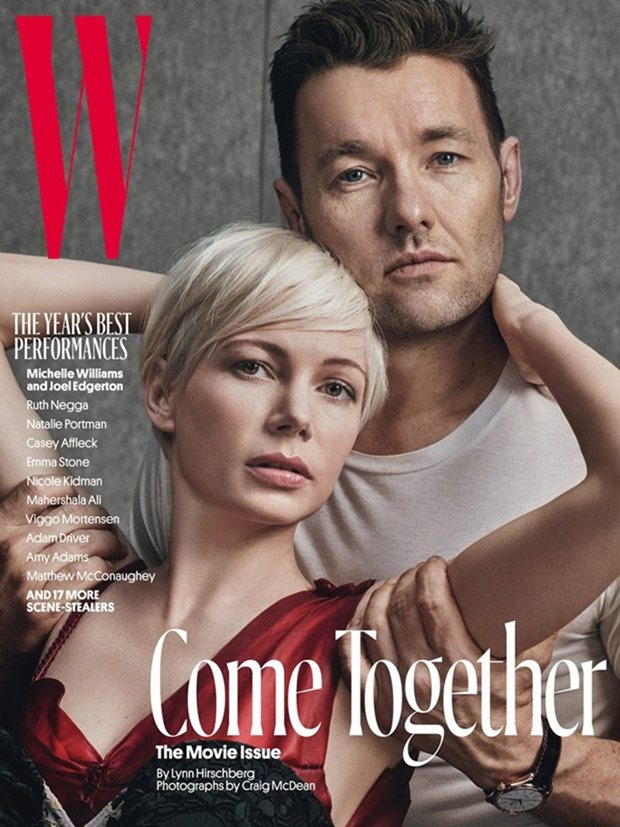 W MAGAZINE The Movie Issue by Craig McDean. Edward Enninful, January 2017, www.imageamplified.com, Image Amplified4