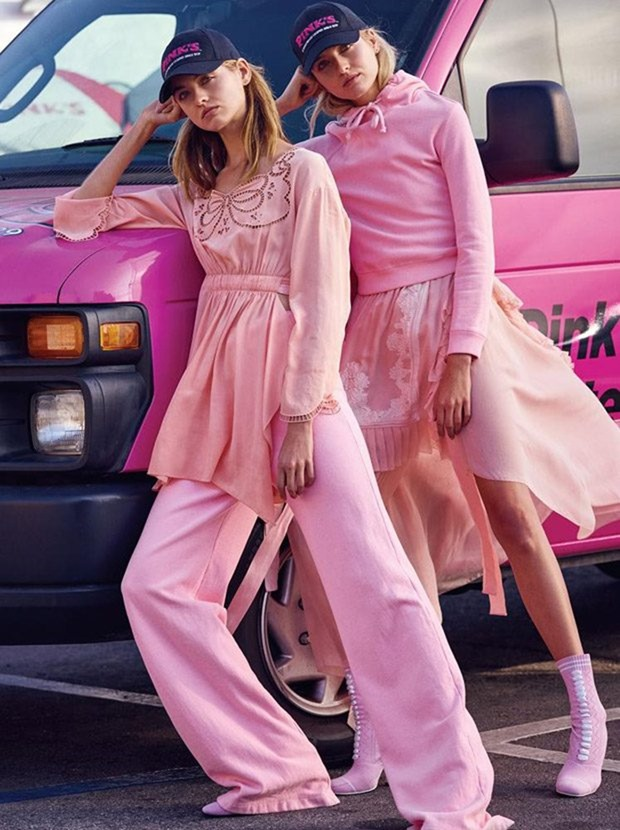 WSJ MAGAZINE Pink Different by Bruno Staub. Julian Ganio, February 2017, www.imageamplified.com, Image Amplified7