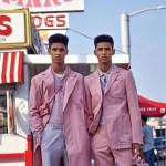 WSJ MAGAZINE: Pink Different by Bruno Staub