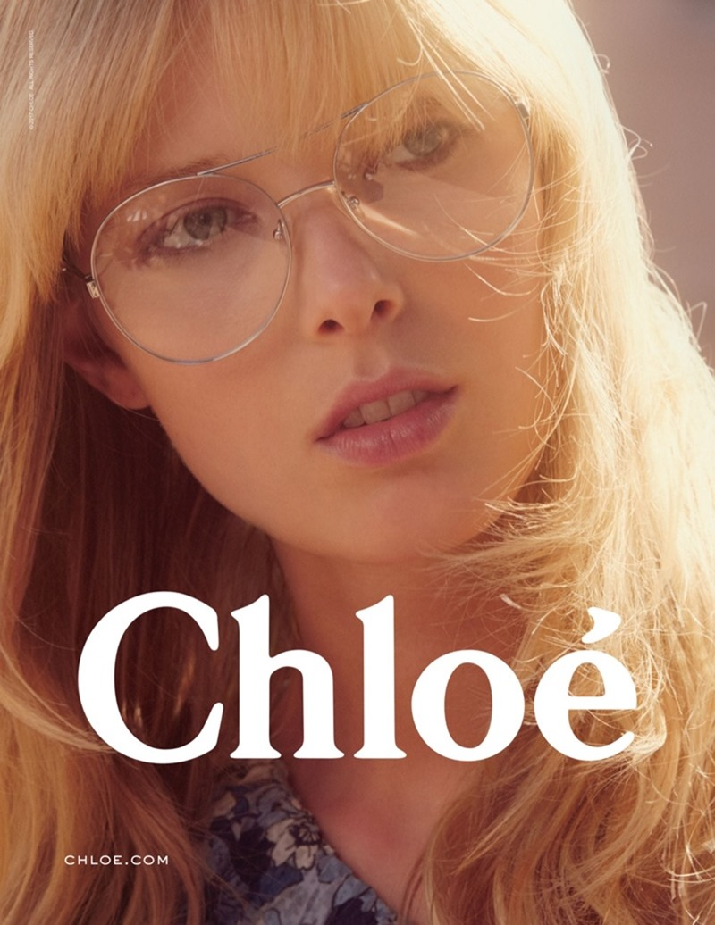 CAMPAIGN Luna Bijl & Ulrikke Hoyer for Chloe Spring 2017 by Charlotte Wales. Jane How, www.imageamplified.com, Image Amplified5