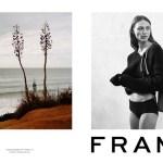CAMPAIGN: Sasha Pivovarova for Frame Spring 2017 by Erik Torstensson